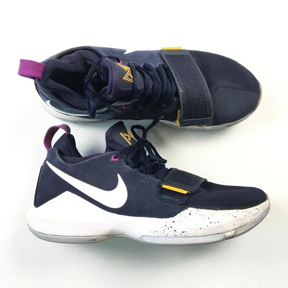 5172f376f703 Nike Men s Paul George Basketball Shoe 9. M 5b314cb5194dadce79cefedc